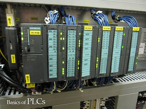 The basics of Siemens PLC's and programming in Simatic Step7