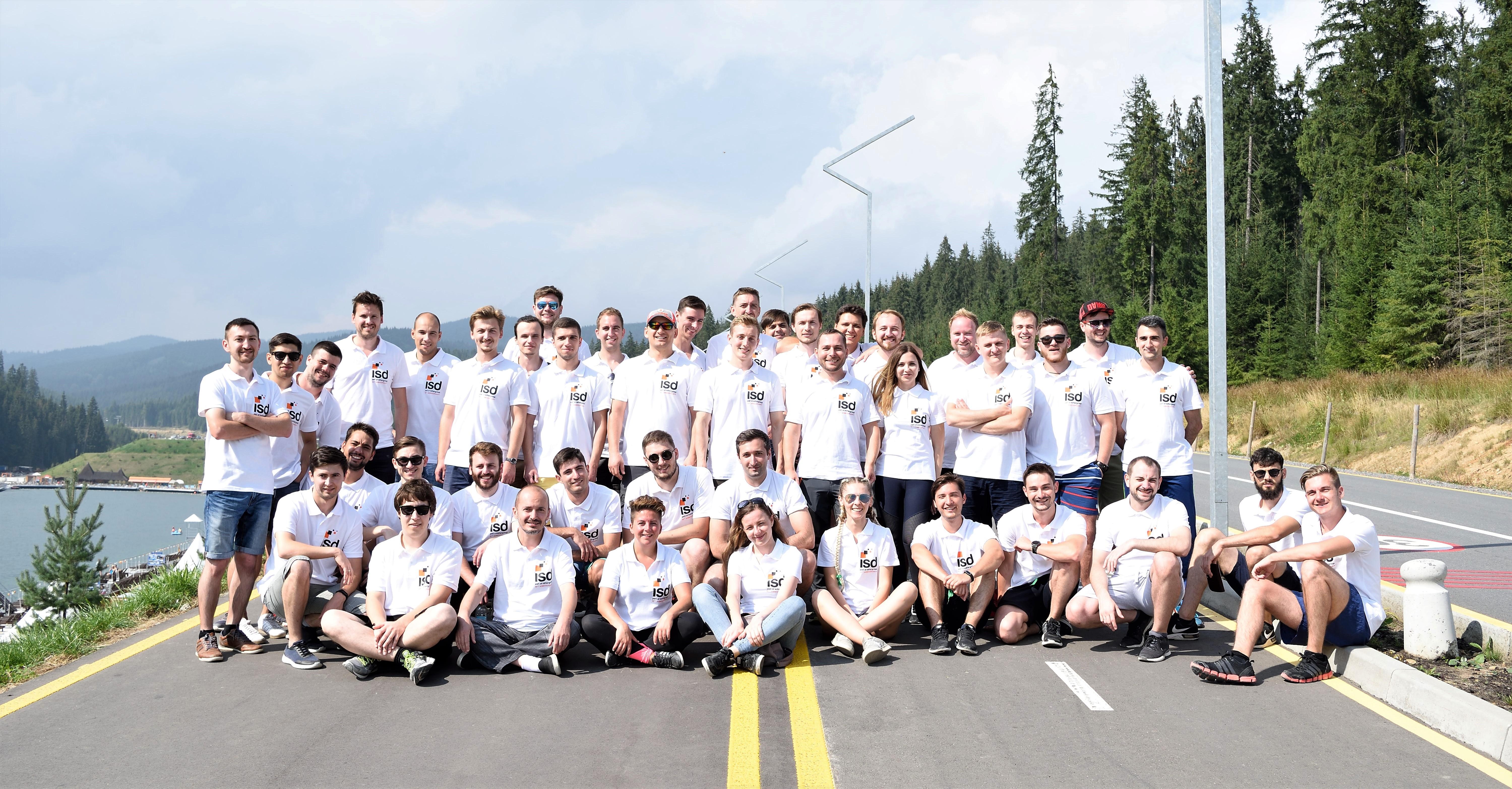 ISD Team Bukovel
