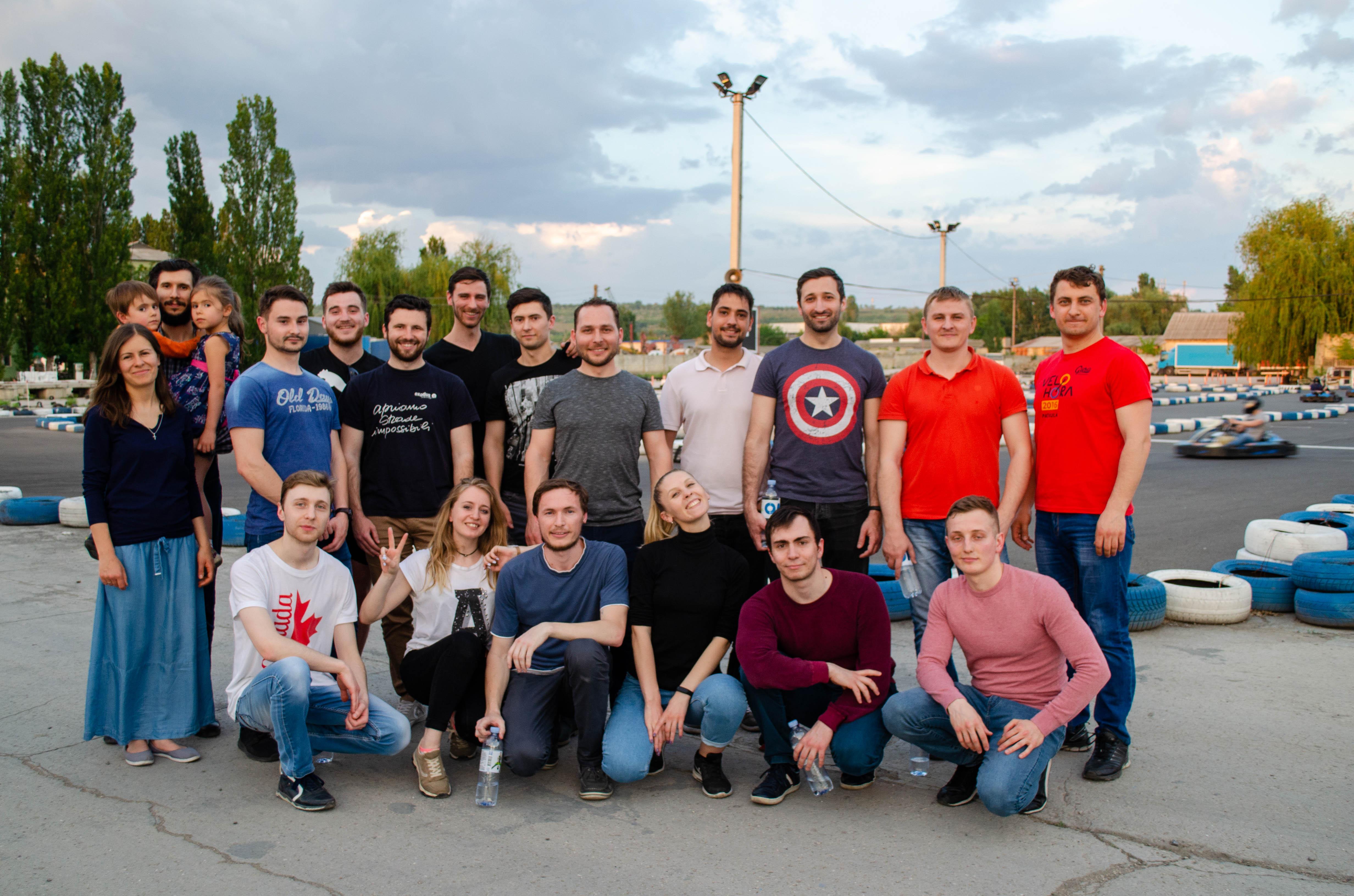 ISD Java Developers Team Carting